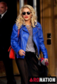 Rita Ora - 'Parm' Restaurant in SoHo - February 23, 2012
