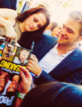 Robert Pattinson and kristen Stewart - robert-pattinson fan art