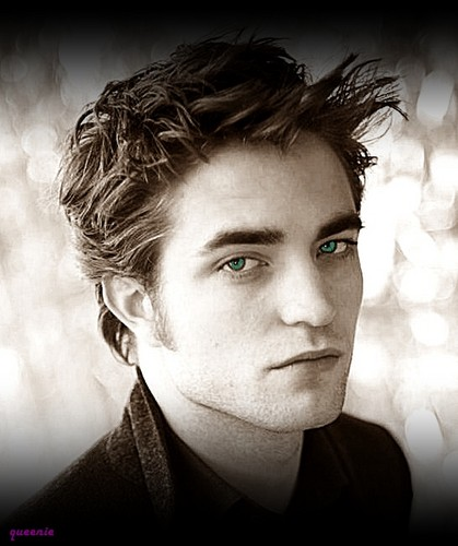 Robert Pattinson fond d'écran possibly with a portrait entitled Robsessed