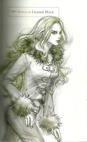 Rosalie Lilian Hale