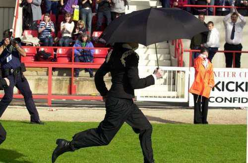 Run Mike Run !!♥
