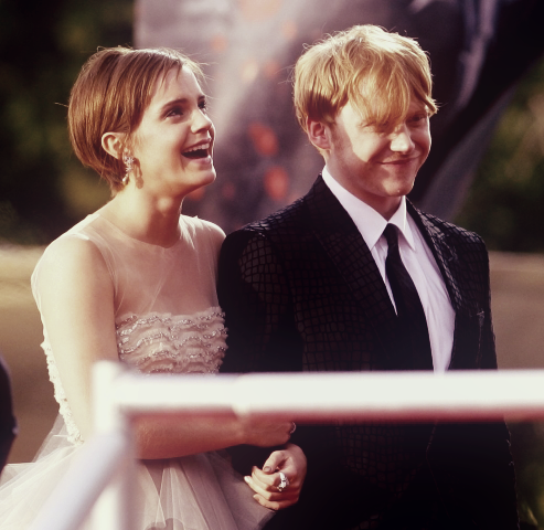 Rupert Grint and Emma Watson images Rupert and Emma ...