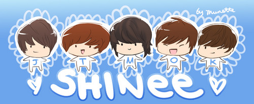shinee images shinee cute chibi wallpaper and background