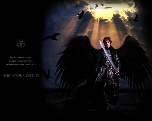 Sam - Lucifer
