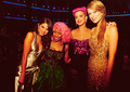 Selena Gomez, Taylor Swift, Nicki Minaj and Katy Perry !