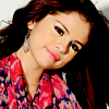 Selena Gomez photo containing a portrait titled Selena Gomez