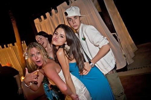 Selena & Justin Shannon's wedding party