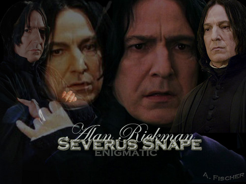 Serverus Snape