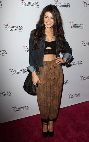 Shenae at the Chinese Laundry event