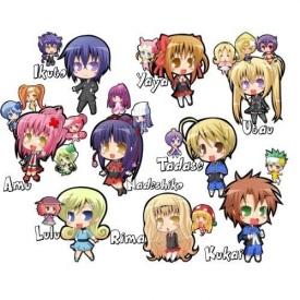 Shugo Chara Characters! :D