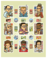 Simon Turner's Seinfeld - seinfeld fan art