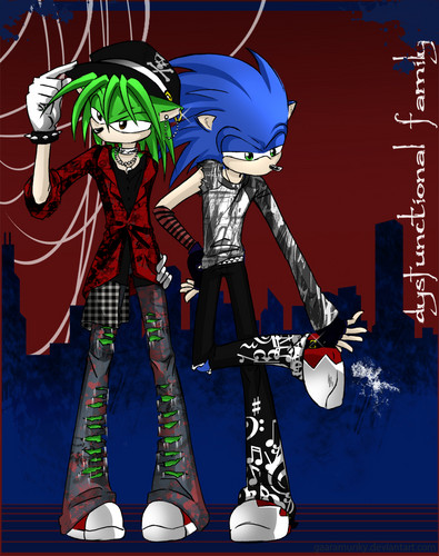 Sonic and Manic