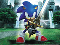 Sonic & the Black Knight - sonic-the-hedgehog wallpaper