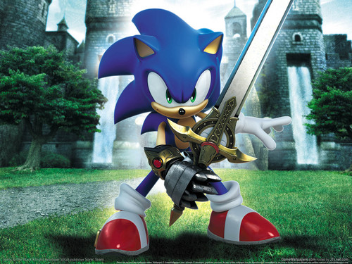 Sonic & the Black Knight