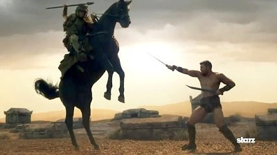 Spartacus Vengeance - spartacus-blood-and-sand Photo