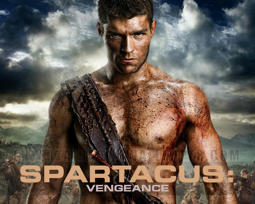 Spartacus - spartacus-blood-and-sand Wallpaper