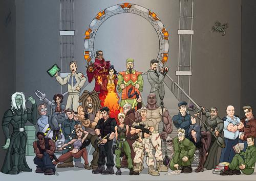 Stargate ジャム