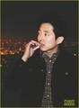 Steven Yeun: 'Walking Dead' Survivor