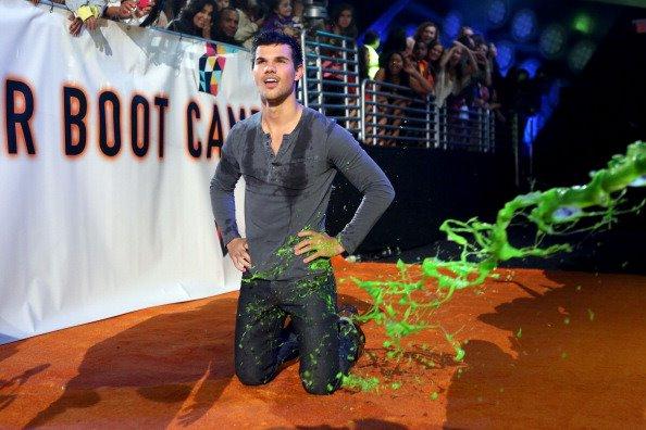 Taylor at KCA 2012