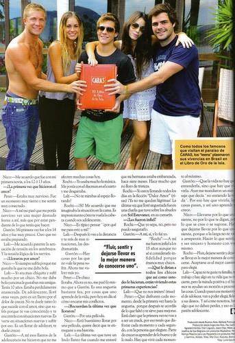 Teen Angels en CARAS 2012