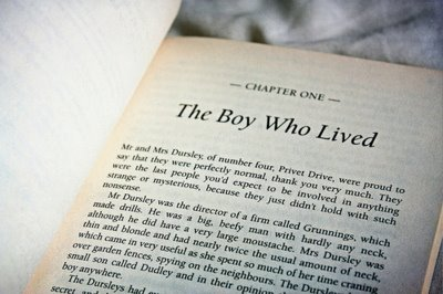 Harry Potter wallpaper entitled The Boy Who Lived.
