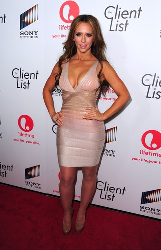 The Client liste Premiere In West Hollywood [4 April 2012]