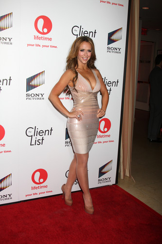 The Client lista Premiere In West Hollywood [4 April 2012]