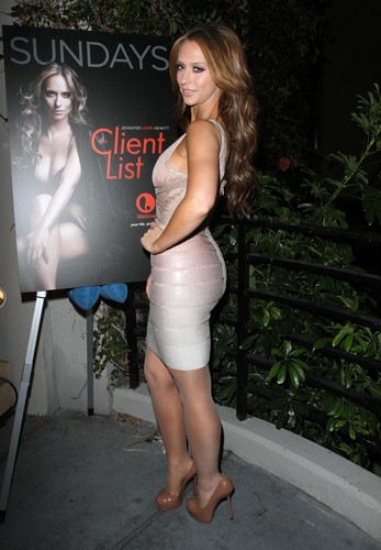 The Client List Premiere In West Hollywood [4 April 2012]