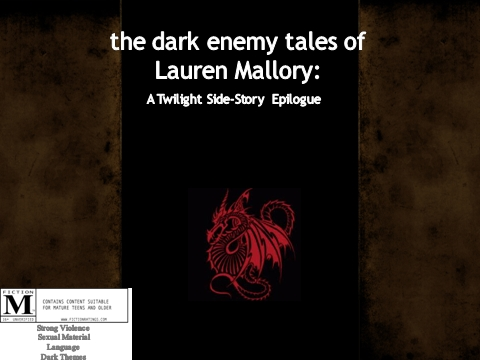 The Dark Enemy Tales of Lauren Mallory Fanfiction Cover - the-dark-enemy-tales-of-lauren-mallory Photo