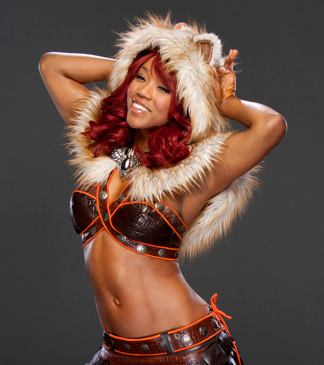 Wwe alicia fox naked pussy yes