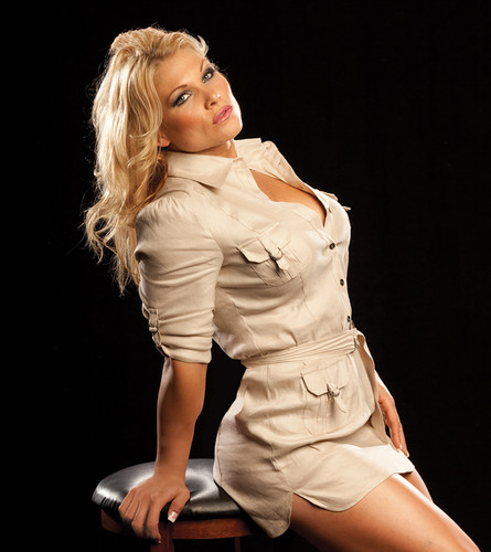 beth phoenix wallpaper probably containing bare legs, a well dressed person, and an outerwear called The Greatest Diva Gallery Ever