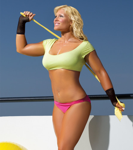 beth phoenix wallpaper probably with a bikini entitled The Greatest Diva Gallery Ever