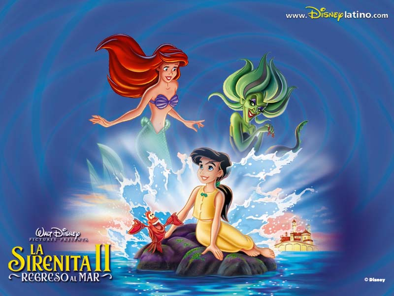 The Little Mermaid 2 The Little Mermaid2
