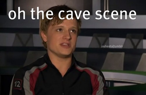 The cave scene MDR