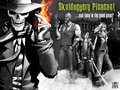 The team - skulduggery-pleasant wallpaper