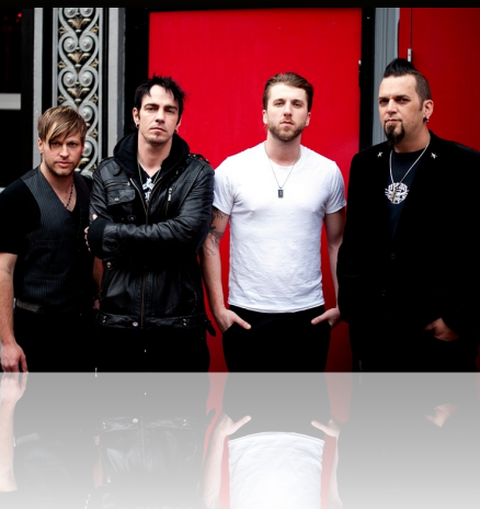 Three Days Grace wallpaper possibly containing a well dressed person called Three Days Grace