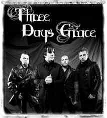 Three days grace <3