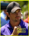 Tom Welling: Michael Jordan Celebrity Golfer! - tom-welling photo