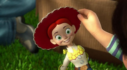 Disney Females wolpeyper containing a bonnet entitled Toy Story 3 - Jessie