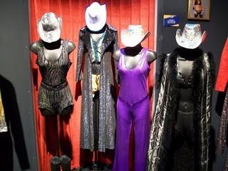 Trish Stratus's attires