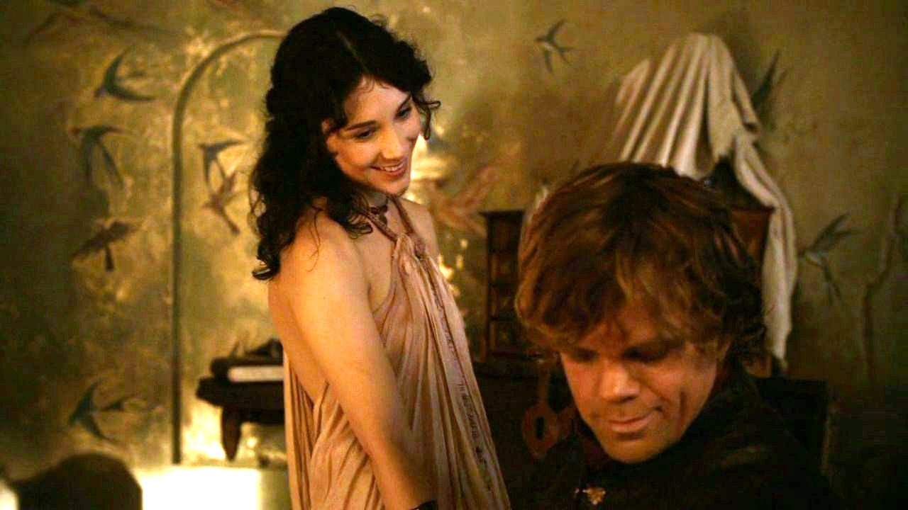 Game Of Thrones /!\ ATTENTION AUX SPOILERS /!\ Tyrion-and-Shae-house-lannister-30310160-1280-720