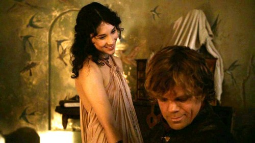 House Lannister wallpaper entitled Tyrion and Shae