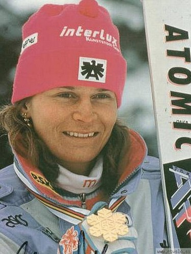 Ulrike Maier (22 October 1967 – 29 January 1994)