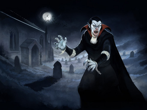 Vampires wallpaper titled Vampire