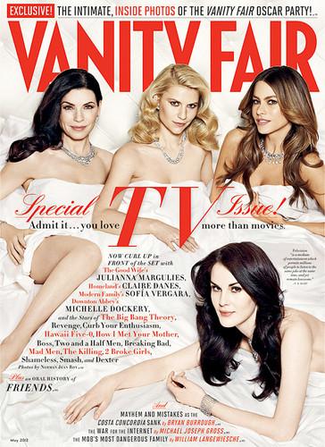 Vanity Fair May 2012 <3