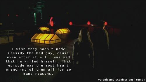 Veronica Mars Confessions