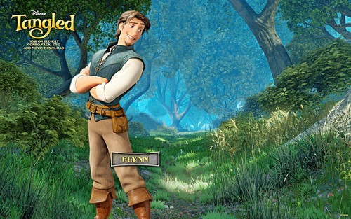 Walt Disney Wallpapers - Flynn Rider - walt-disney-characters Wallpaper