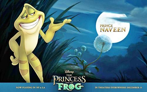 Walt Disney wallpaper - Prince Naveen