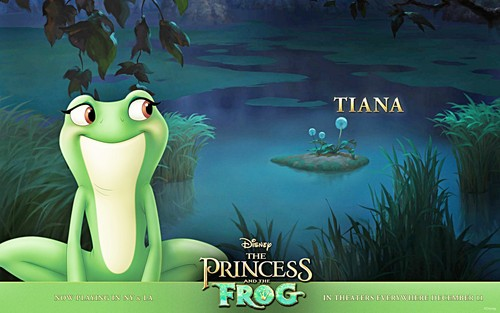 Walt Disney wallpaper - Princess Tiana
