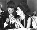 Warren and Nat in 1962